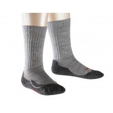 Kojinės Falke Active Warm pilkos 19-22 dydis